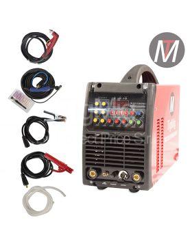 TM 230 POWERMIX – INVERTER MULTI PROCESSO 4x1 – SALDATRICE TIG AC-DC-MMA-PLASMA