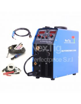 INVERTER MULTIPROCESSO NX POWERMIG 2000